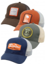 3166/Simms-Patch-Trucker-Cap