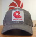 4162/Nautilus-Raised-Logo-Structured-Cap