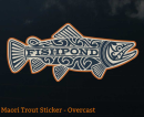 4618/Fishpond-Maori-Trout-Sticker
