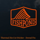 5100/Fishpond-Thermal-Die-Cut-Sticker-Dorsal-Fin