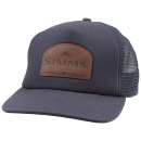 5217/Simms-Leather-Patch-Trucker
