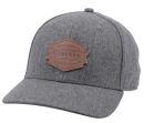 5469/Simms-Wool-Leather-Patch-Cap