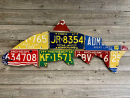 5912/Michigan-License-Plate-Steelhead-Trout