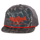 6345/Fishpond-Pescado-Trucker-Hat-River-Bed-Camo