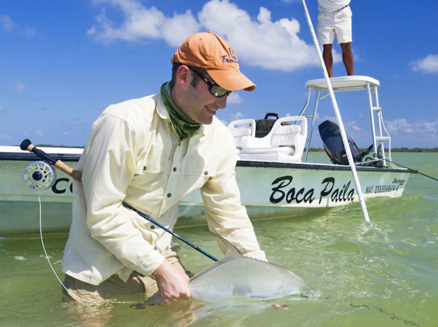 Day trips in boca paila mexico travel lodges chicago for Chicago fly fishing outfitters