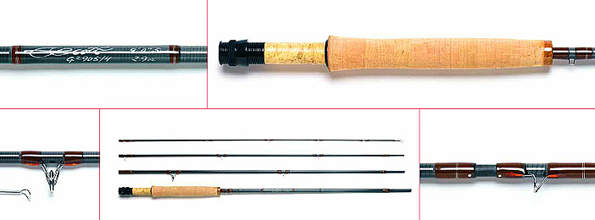 Scott g2 rods chicago fly fishing outfitters for Chicago fly fishing outfitters