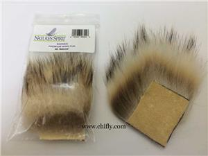 Badger Premium Wing Fur