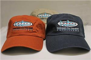 Chifly ltd edition shop logo cap apparel chicago fly for Chicago fly fishing outfitters