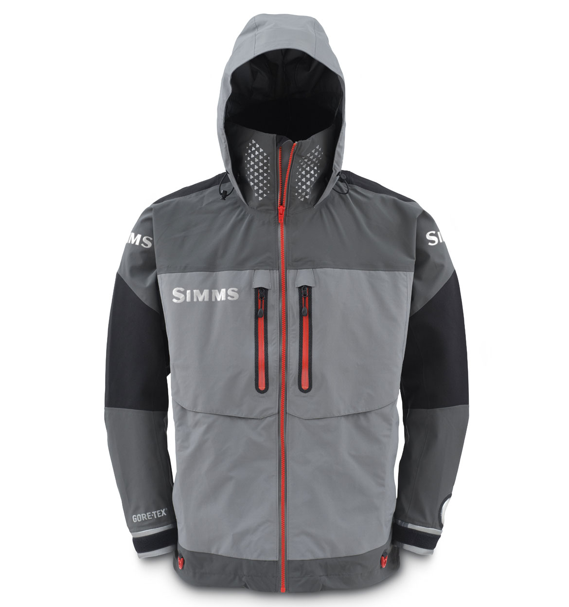 Simms prodry gore tex jacket xl wading gear rain gear for Fishing rain suits
