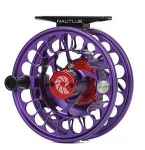 Nautilus fwx reels spools fly reels spare spools for Purple fishing reel