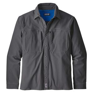 Patagonia M's Long Sleeve Snap Dry Shirt