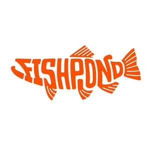 Fishpond Thermal Die Cut Sticker - Pescado