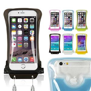 DiCAPac Waterproof Case for Smartphone