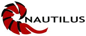 Nautilus Logo Die Cut Decal
