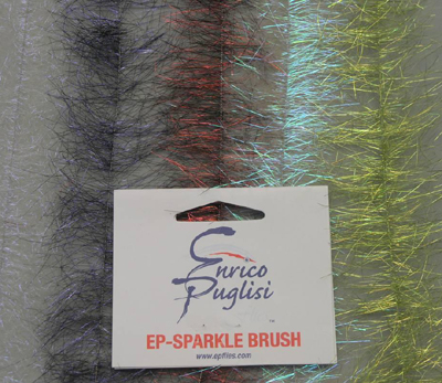Ep sparkle brush fly tying chicago fly fishing for Chicago fly fishing outfitters