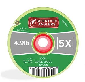 Scientific Anglers Freshwater Tippet 100 Meter Guide Spool