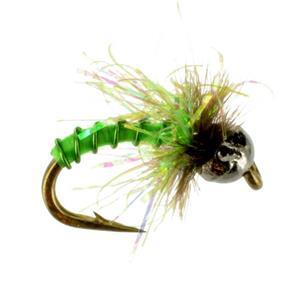 Halo Caddis Green