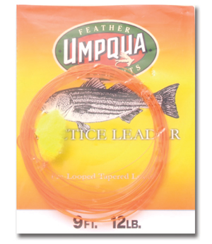 Umpqua power taper practice leader lines leaders etc for Chicago fly fishing outfitters